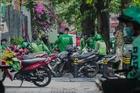 Grab đề nghị shipper được giao hàng ở Hà Nội