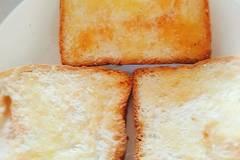 Bữa sáng nhanh gọn với sandwich nướng bằng chảo