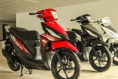 Những mẫu xe máy có giá thấp nhất ở từng phân khúc tại Việt Nam