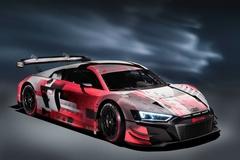 Siêu xe đua Audi R8 LMS GT3 Evo II 2022 chốt giá hơn nửa triệu USD