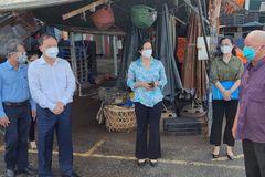 Hai bộ muốn mở 3 chợ đầu mối để  trung chuyển hàng vào Sài Gòn