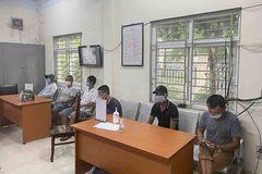 Phạt hàng chục trường hợp ra đường không lý do ở Hà Nội