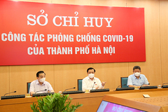 Ngày đầu cách ly thuận lợi, Bí thư Hà Nội lưu ý 'tuyệt đối không chủ quan'