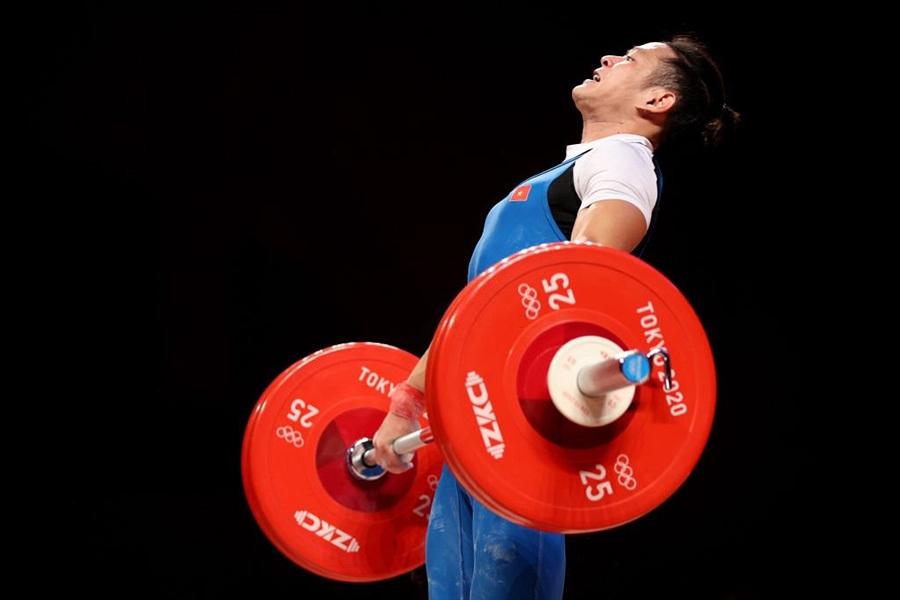 Thạch Kim Tuấn trắng tay ở Olympic Tokyo