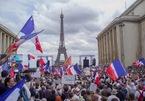 Biểu tình ở Australia, Pháp và Italia, nhiều người bị phạt vì phạm lệnh giãn cách Covid-19