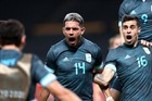 Olympic Argentina thắng nghẹt thở Ai Cập