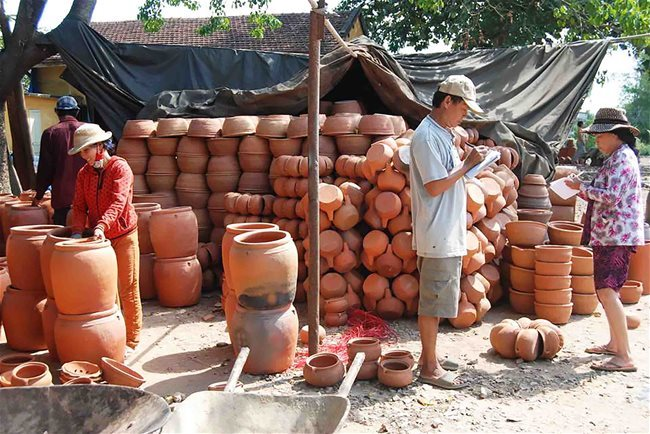 Centuries-old craft villages in Binh Dinh Province