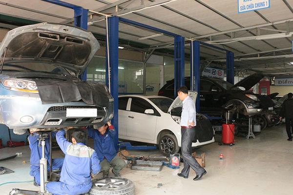 Gara đóng cửa vì dịch, xe hỏng biết mang đi sửa ở đâu?