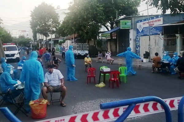 Thành ủy, UBND TP Nha Trang bị phê bình về công tác phòng, chống dịch