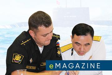 Lính tàu ngầm học cách làm chủ 'hố đen đại dương'