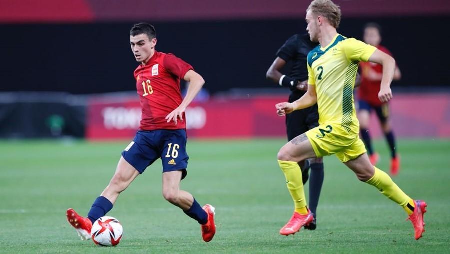 Trực tiếp bóng đá nam Olympic Tây Ban Nha vs Argentina