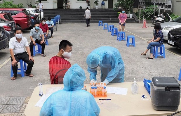COVID-19: 3,552 cases added to national tally on July 25