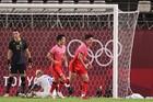 Trực tiếp Hàn Quốc 2-0 Honduras: Cú đúp phạt đền trong 6 phút (H1)