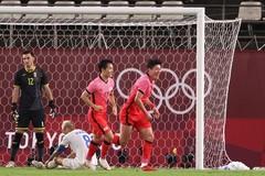 Olympic Hàn Quốc vùi dập Romania, bảng B căng như dây đàn