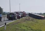 Tai nạn xe khách kinh hoàng ở Croatia, hàng chục người thương vong