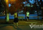 'Né' lực lượng kiểm tra, người dân Hà Nội tập thể dục lúc 3 giờ sáng