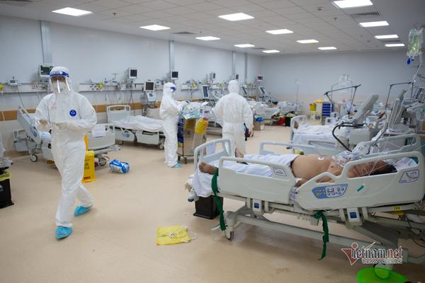 Việt Nam công bố 154 bệnh nhân Covid-19 tử vong - VietNamNet