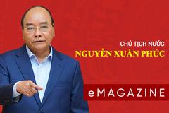Chủ tịch nước Cộng hòa xã hội chủ nghĩa Việt Nam Nguyễn Xuân Phúc