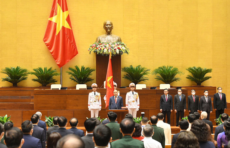 Chủ tịch nước: Ý chí vươn lên luôn là phẩm chất vĩ đại, làm nên mọi thắng lợi