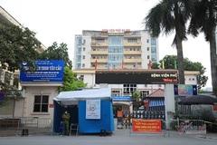 Bệnh viện Phổi Hà Nội thêm 15 ca dương tính SARS-CoV-2