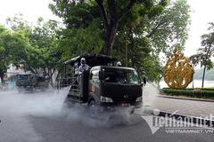 Toàn văn Công điện số 17 của Chủ tịch Hà Nội về phòng chống dịch