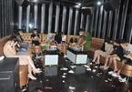 Bất chấp lệnh cấm, hơn 40 dân chơi mở tiệc bay lắc ở Hải Dương