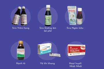 Thu hồi công văn công bố 26 sản phẩm cổ truyền hỗ trợ điều trị Covid-19