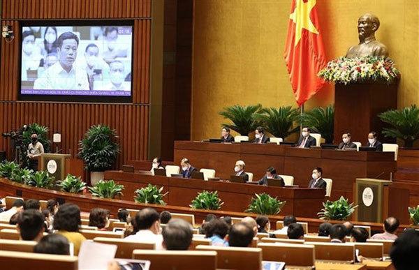 NA talks socio-economic development for 2021 to 2025