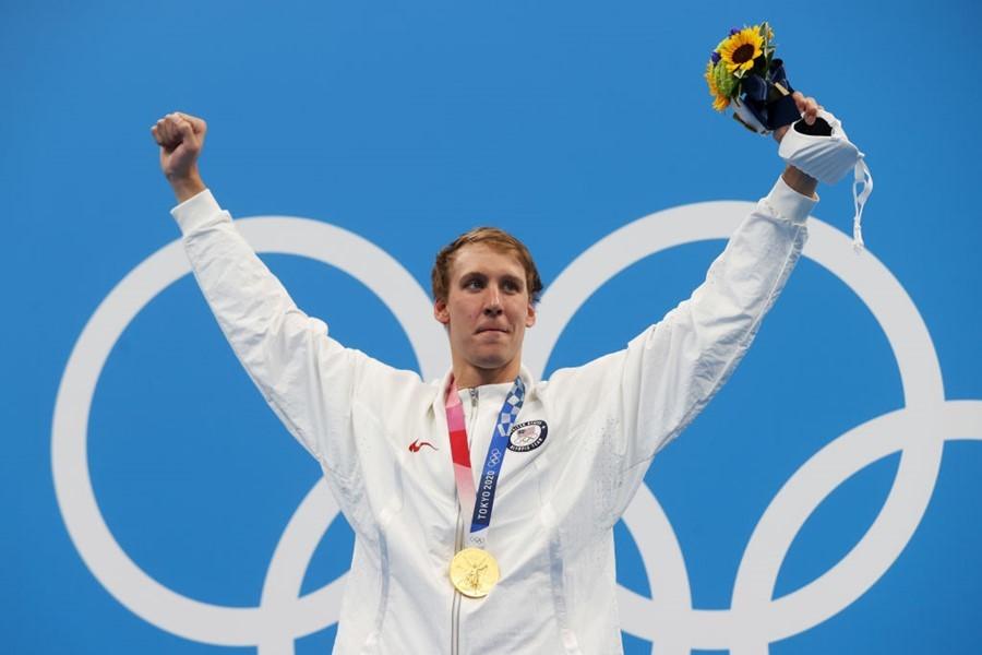 Bảng tổng sắp huy chương Olympic hôm nay 26/7: Mỹ vượt Trung Quốc lên số 1