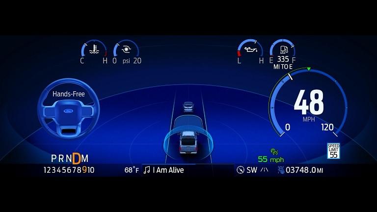 GM kiện Ford về cách đặt tên công nghệ lái xe rảnh tay BlueCruise