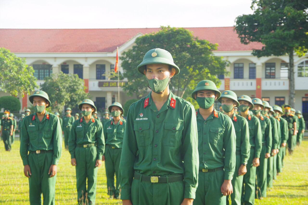Sư đoàn 5 cử 500 chiến sĩ lên đường hỗ trợ Bình Dương chống dịch