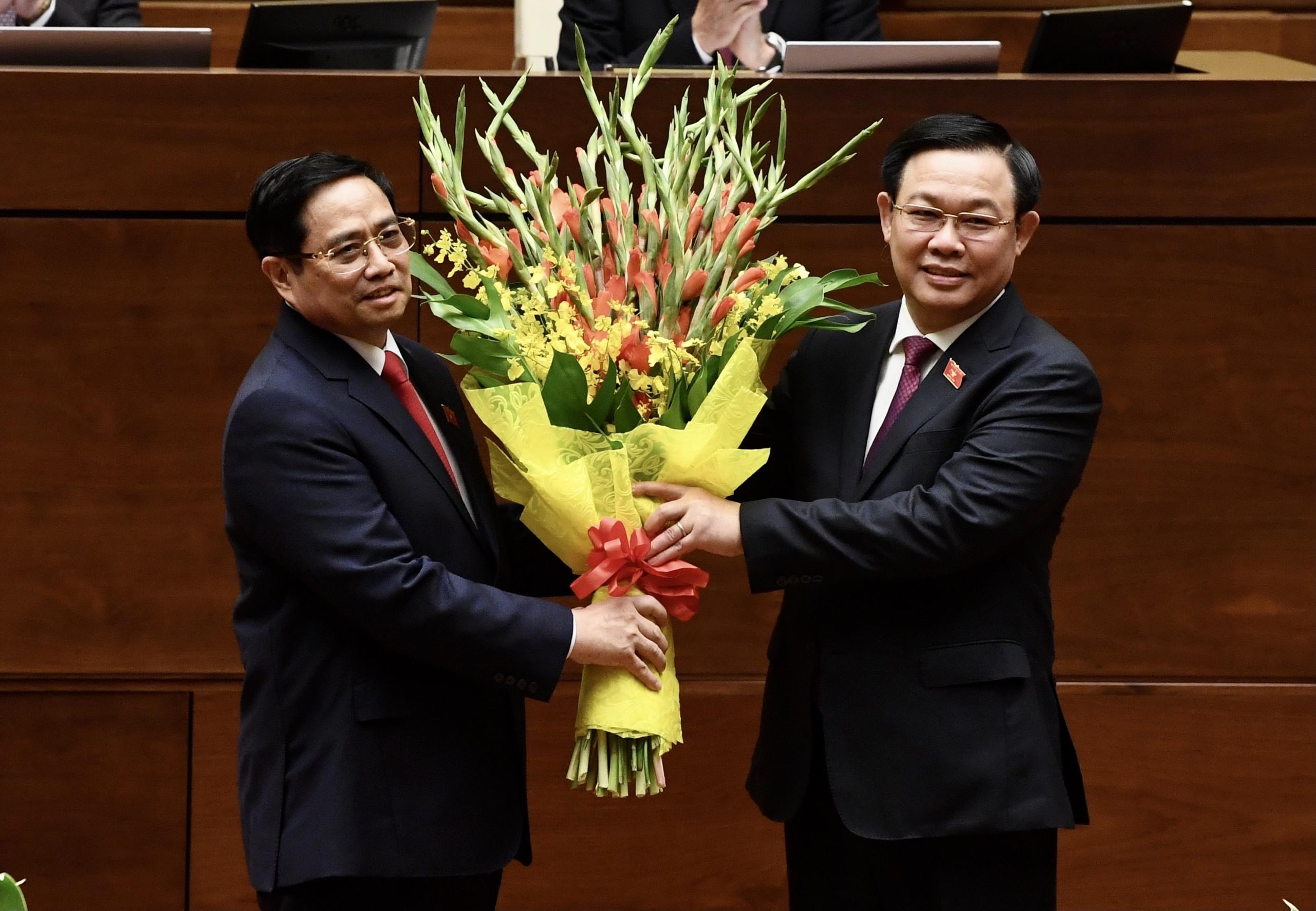 Những ưu tiên hành động của Thủ tướng Phạm Minh Chính ở lần thứ 2 nhậm chức