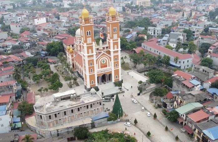 Thái Nguyên: UBĐK Công giáo tích cực phối hợp với các cơ quan, ban ngành