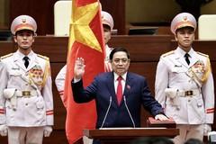 Toàn văn bài phát biểu nhậm chức của Thủ tướng Phạm Minh Chính