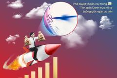 Vay vốn trong 8 giờ với VietinBank SME Fast 8H