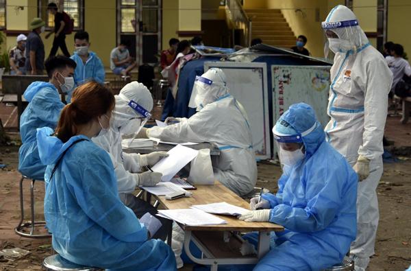 Bắc Kạn siết chặt các biện pháp phòng chống dịch Covid-19