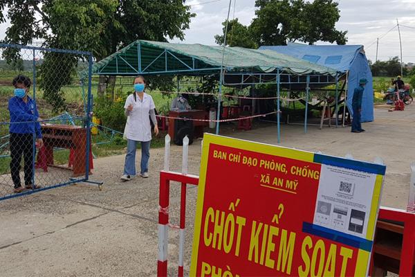 Phú Yên thêm 18 ca dương tính nCoV, 61 người xuất viện