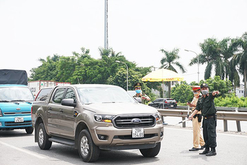 Hanoi denies rumor of 3,000 epidemic checkpoints