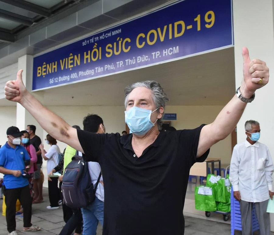 Thêm 3.200 ca Covid-19 khỏi bệnh, TP.HCM hiện còn 29 ổ dịch