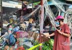 Quận đầu tiên ở Hà Nội phát thẻ đi chợ cho người dân