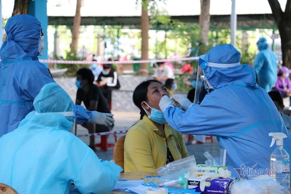 Bà Rịa - Vũng Tàu lập 9 bệnh viện điều trị Covid-19, vượt mốc 1.000 ca bệnh