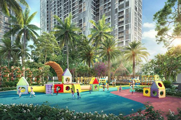 The Pavilion giải 'cơn khát' sống nghỉ dưỡng ngay giữa nội đô