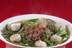 Rau rut - a specialveggie ofVinh Phuc locals