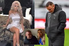 Rooney dính bê bối tình ái mới: Mải vui quên lối về