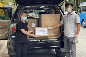 33.000 suất ăn McDonald's tiếp sức tuyến đầu chống dịch ở TP.HCM