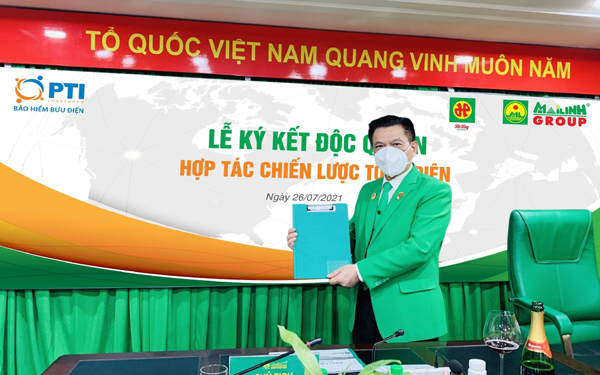 Bảo hiểm Bưu điện và Mai Linh hợp tác độc quyền, toàn diện