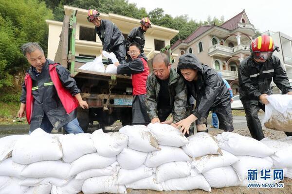 Bão 'Pháo hoa' đổ bộ lần hai, nhiều nơi ở Trung Quốc lụt nặng