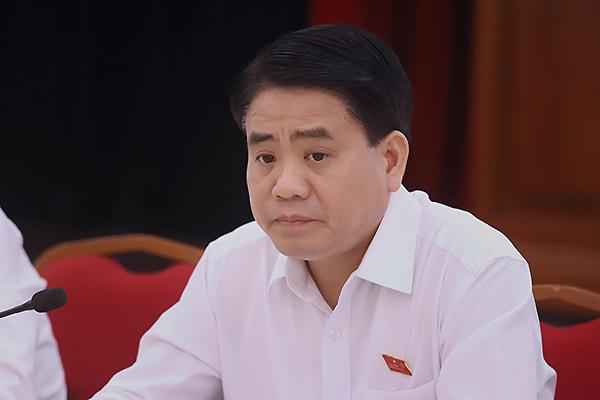 'Mật thư' của ông chủ Nhật Cường gửi cựu Chủ tịch Nguyễn Đức Chung