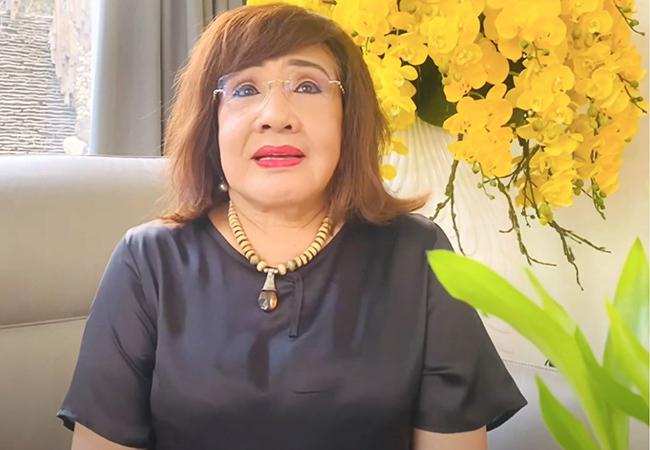 Ước nguyện tuổi 73 của 'Bà hoàng cải lương' Lệ Thủy