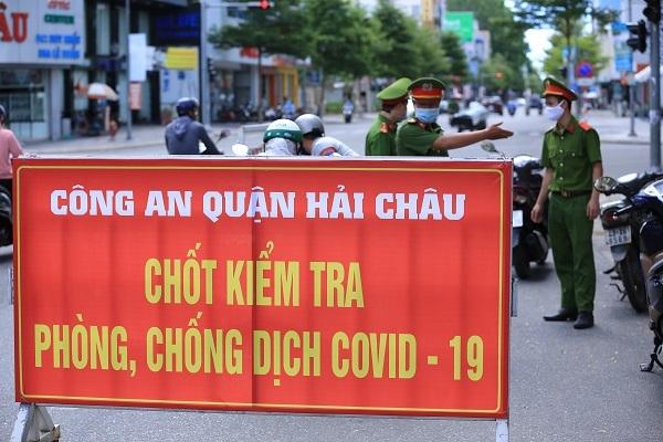 Thêm 18 ca dương tính nCoV trong cộng đồng, Đà Nẵng giảm tiểu thương bán ở chợ